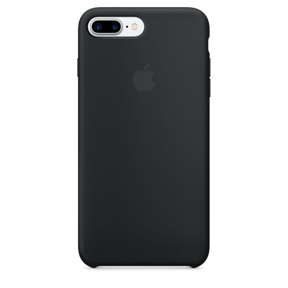 Чехол (клип-кейс) APPLE MMQR2ZM/A, для Apple iPhone 7 Plus, черный