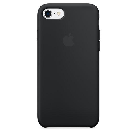 Чехол (клип-кейс) APPLE MMW82ZM/A, для Apple iPhone 7, черный