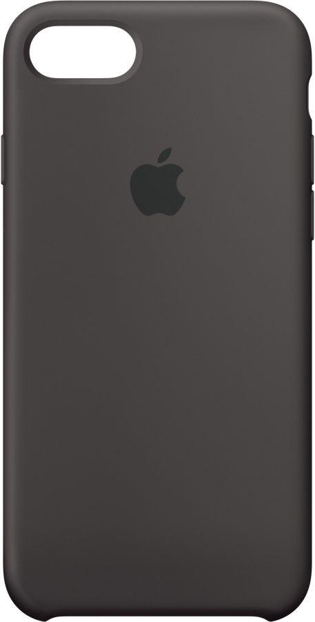 Чехол (клип-кейс) APPLE MMX22ZM/A, для Apple iPhone 7, коричневый