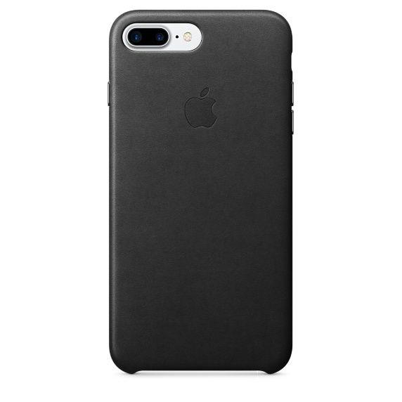 Чехол (клип-кейс) APPLE MMYJ2ZM/A, для Apple iPhone 7 Plus, черный