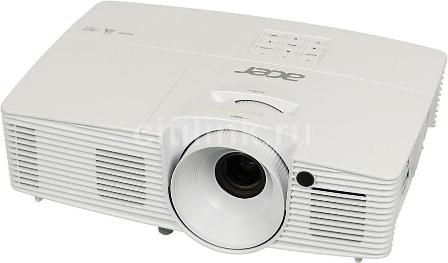 Проектор ACER X125H белый [mr.jn911.001]