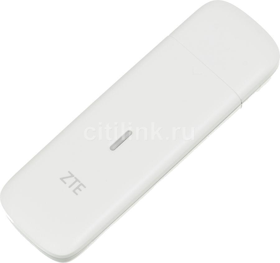 Модем ZTE MF823D 2G/3G/4G, внешний, белый