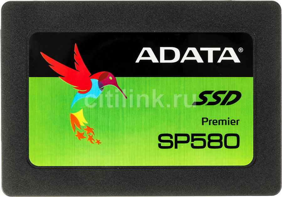 "SSD накопитель A-DATA SP580 ASP580SS3-120GM-C 120Гб, 2.5"", SATA III"