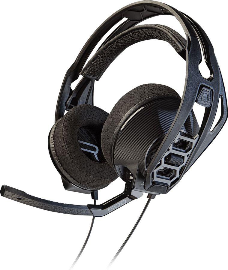 Наушники с микрофоном PLANTRONICS RIG 500HX CAMO,  мониторы, камуфляж  [206065-05]