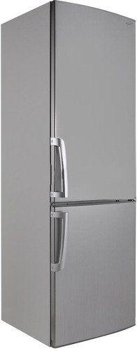 Холодильник SHARP SJ-B132ZR-SL,  двухкамерный,  серебристый