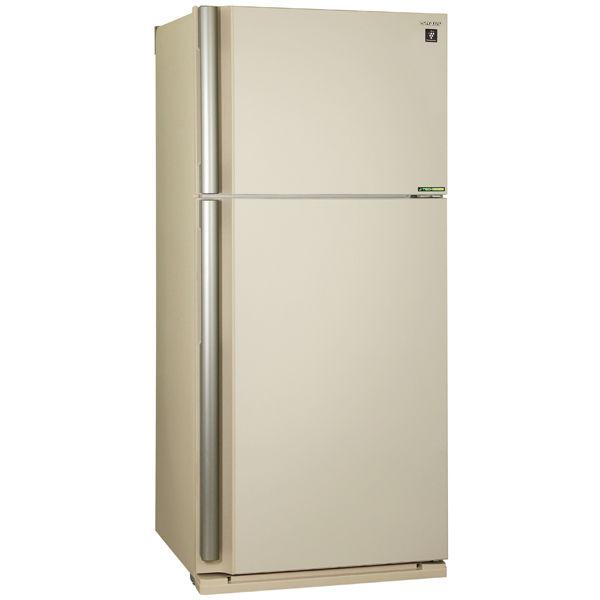 b0b2ea7bb202 Купить Холодильник SHARP SJ-XE55PMBE, двухкамерный в интернет ...