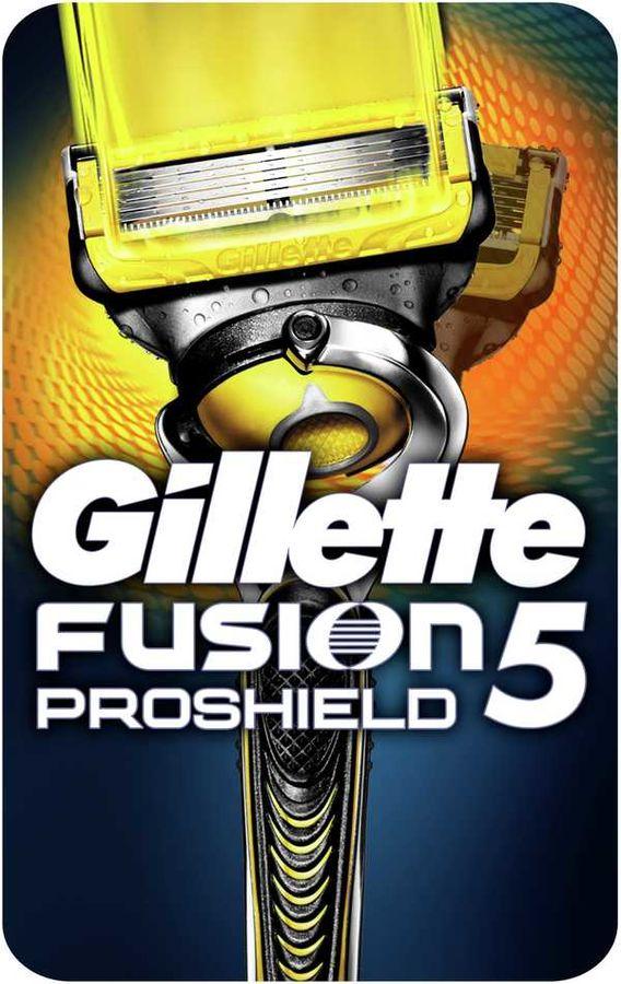 Бритва GILLETTE Fusion ProShield [gil-81543470]