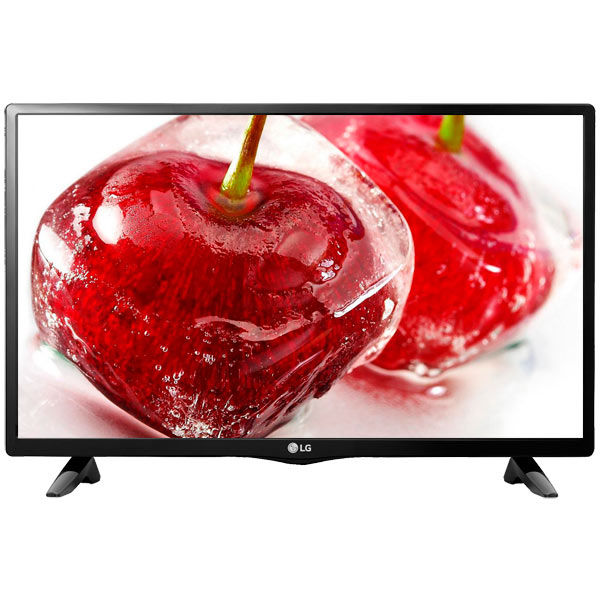 "LED телевизор LG 28LH451U  ""R"",  черный"