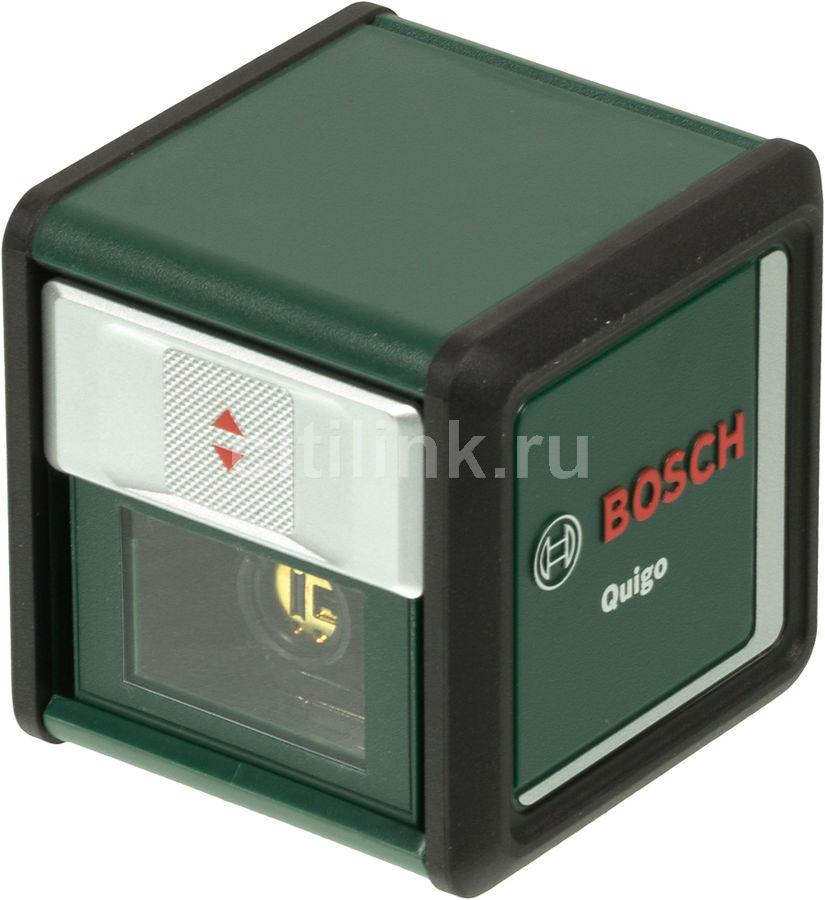 Лазерный нивелир BOSCH QUIGO III [0603663521]