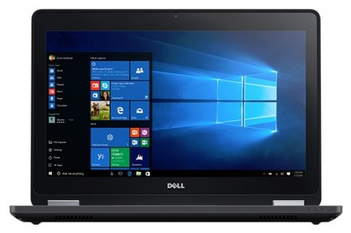 Ноутбук DELL Latitude E5270, 12.5, Intel Core i3 6100U, 2.3ГГц, 4Гб, 500Гб, Intel HD Graphics 520, Windows 7 Professional, черный [5270-9084]Ноутбуки<br>экран: 12.5;  разрешение экрана: 1366х768; процессор: Intel Core i3 6100U; частота: 2.3 ГГц; память: 4096 Мб, DDR4; HDD: 500 Гб, 7200 об/мин; Intel HD Graphics 520; WiFi;  Bluetooth; HDMI; WEB-камера; Windows 7 Professional<br><br>Линейка: Latitude