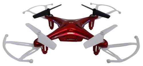 Квадрокоптер SYMA X13 без камеры,  красный [x13 red]