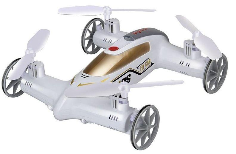 Квадрокоптер SYMA X9S, без камеры, белый [x9s white]