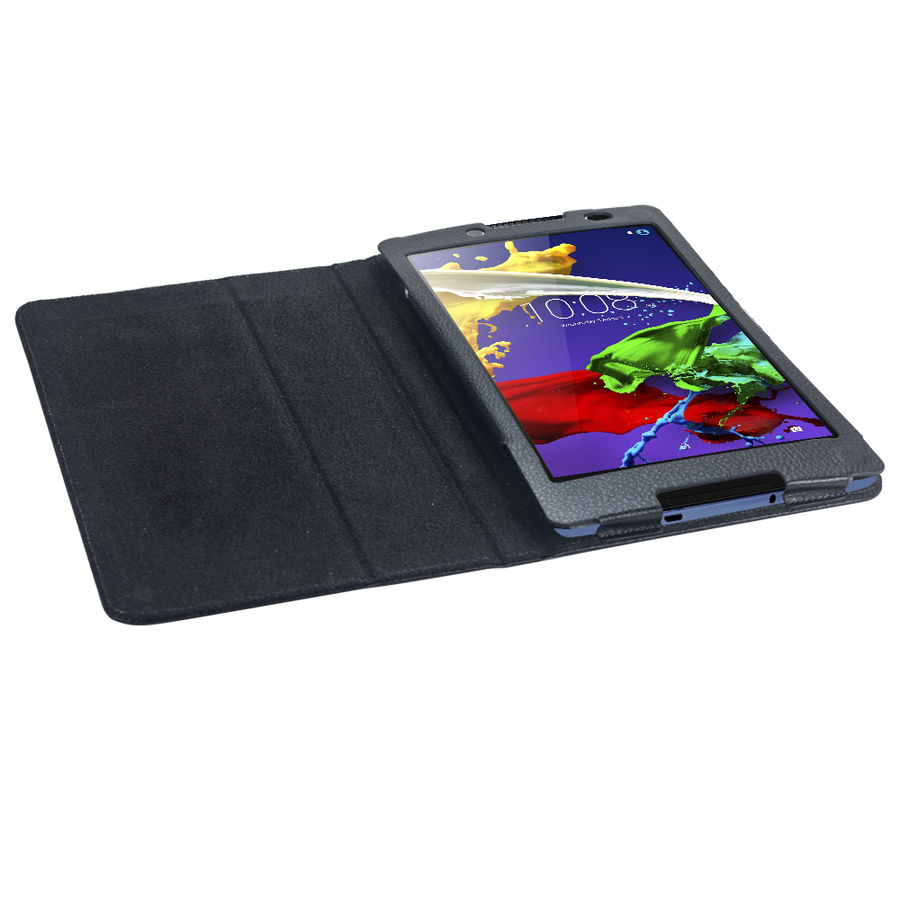 Чехол для планшета IT BAGGAGE ITLN3A802-1,  черный, для  Lenovo Idea Tab 3/2 A8-50