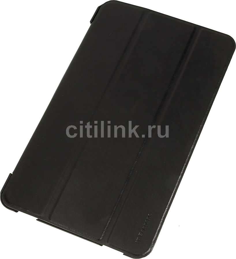 Чехол для планшета IT BAGGAGE ITSSGTA105-1, черный, для Samsung Galaxy Tab A SM-T580/T585 it baggage чехол для samsung galaxy tab a 7 0 sm t285 sm t280 red
