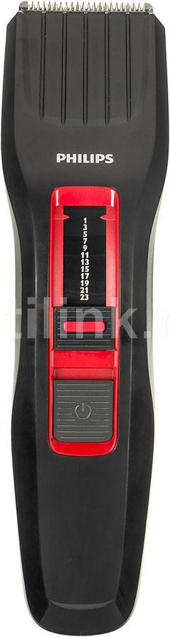 Триммер PHILIPS HC3420/15,  черный/красный