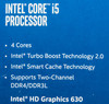 Процессор INTEL Core i5 7500, LGA 1151 BOX [bx80677i57500 s r335] вид 8