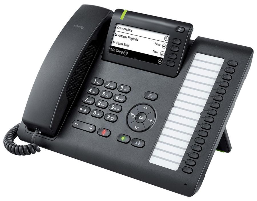 SIP телефон UNIFY COMMUNICATIONS OpenScape CP400 [l30250-f600-c427]