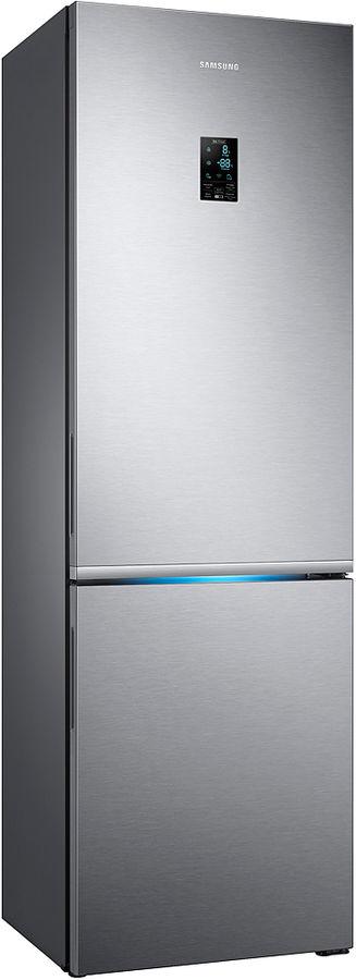 Холодильник SAMSUNG RB34K6220SS,  двухкамерный, нержавеющая сталь [rb34k6220ss/wt]
