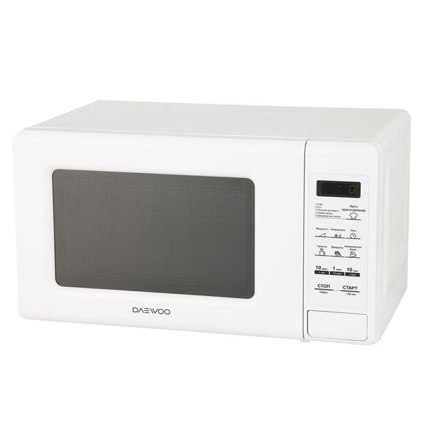 Микроволновая печь DAEWOO KOR-661BW, белый