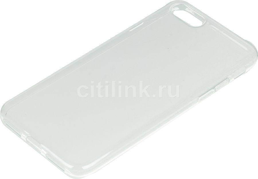 Чехол (клип-кейс) REDLINE iBox Crystal, для Apple iPhone 7, прозрачный [ут000009475]