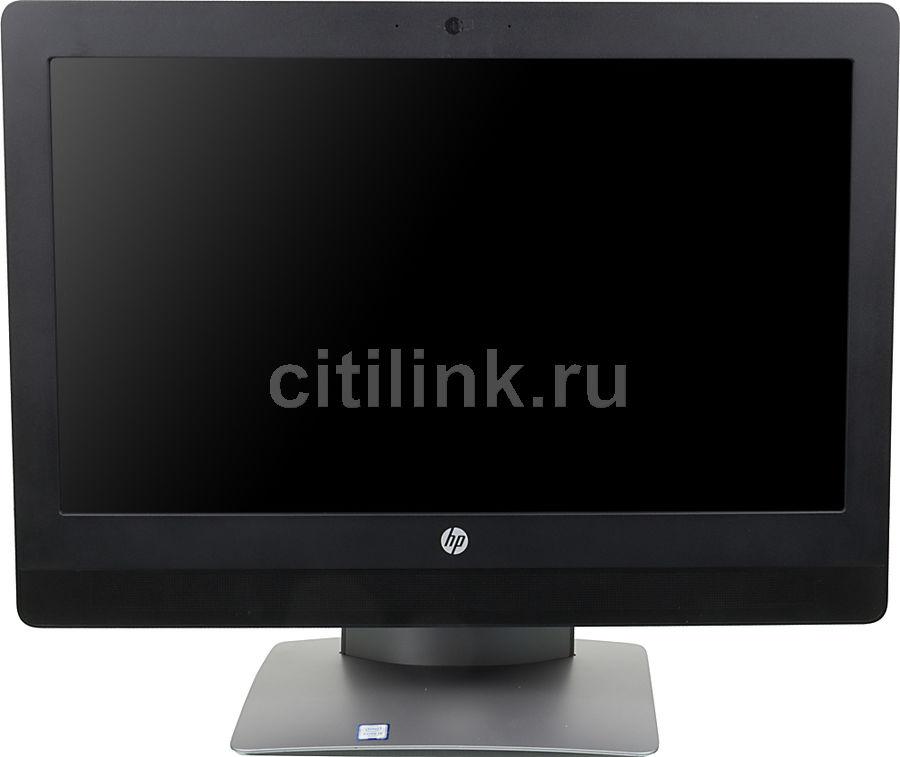 Моноблок HP ProOne 400 G2, Intel Core i5 6500T, 4Гб, 500Гб, Intel HD Graphics 530, DVD-RW, Windows 7 Professional, черный и серый [v7q70es]