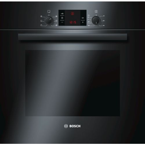 Духовой шкаф BOSCH HBB23C360R,  черный