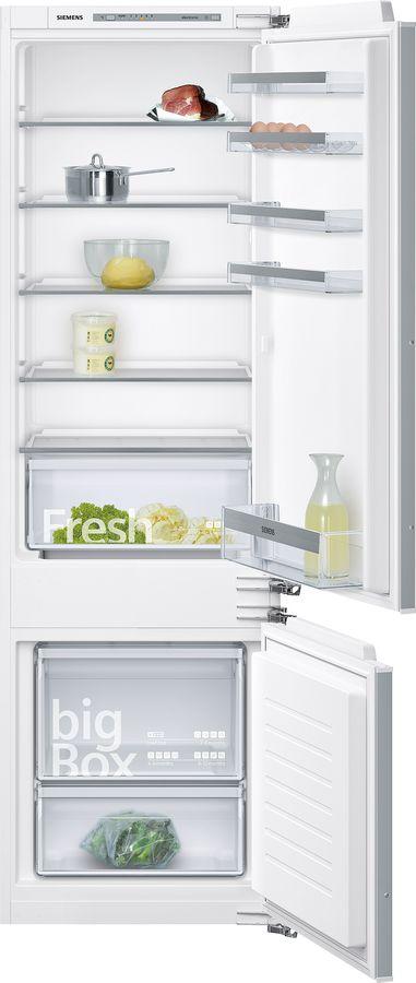 Холодильник SIEMENS KI87VVF20R белый