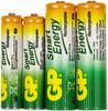 AA/AAA Аккумулятор + зарядное устройство GP Smart Energy U211100/40SEFR,  4 шт. вид 5