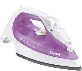 Утюг TEFAL FV2548E0,  2000Вт,  белый/ сиреневый [2820254800]