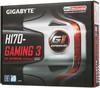 Материнская плата GIGABYTE GA-H170-Gaming 3, LGA 1151, Intel H170, ATX, Ret вид 9
