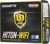 Материнская плата Gigabyte GA-H170N-WIFI Soc-1151 Intel H170 2xDDR4 mini-ITX AC`97 (отремонтированный) вид 7