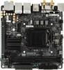 Материнская плата Gigabyte GA-H170N-WIFI Soc-1151 Intel H170 2xDDR4 mini-ITX AC`97 (отремонтированный) вид 1