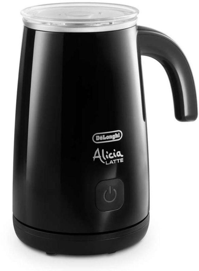 Вспениватель молока DELONGHI EMF2.BK,  для кофемашин,  250мл [132043002]