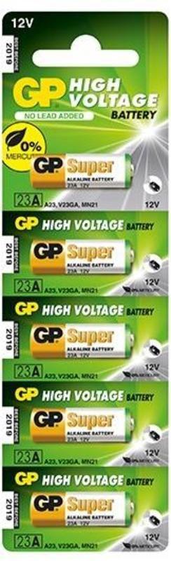 Купить MN21 Батарейка GP Super Alkaline 23AF в интернет-магазине СИТИЛИНК, цена на MN21 Батарейка GP Super Alkaline 23AF (399019) - Пермь