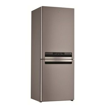 Холодильник WHIRLPOOL WBA 4398 NFCIX,  двухкамерный,  нержавеющая сталь