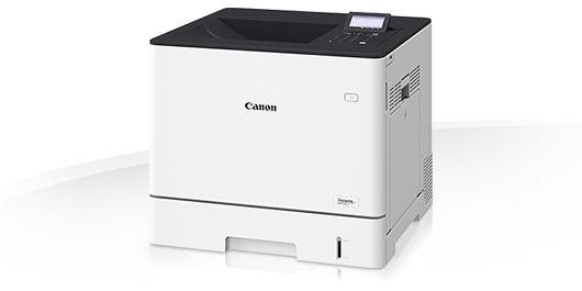 Принтер лазерный CANON i-Sensys Colour LBP710Cx лазерный, цвет:  белый [0656c006]
