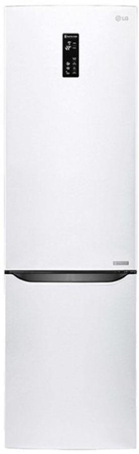 Холодильник LG GW-B489SQGZ,  двухкамерный,  белый
