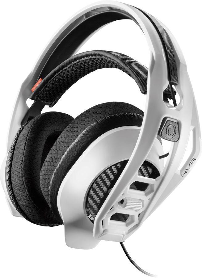 Наушники с микрофоном PLANTRONICS RIG 4VR,  мониторы, белый  [206816-05]