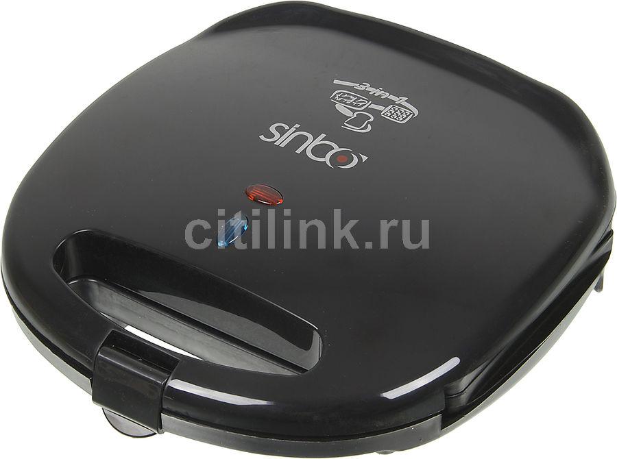 Сэндвичница SINBO SSM 2513,  черный
