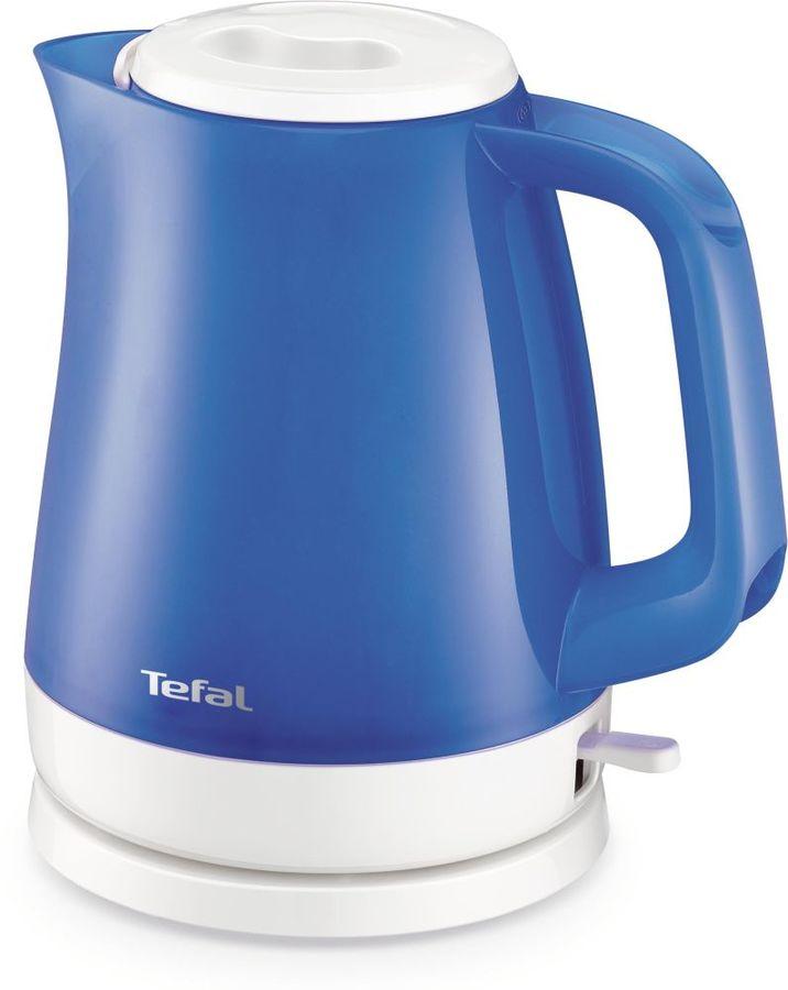 Чайник электрический TEFAL KO151430, синий