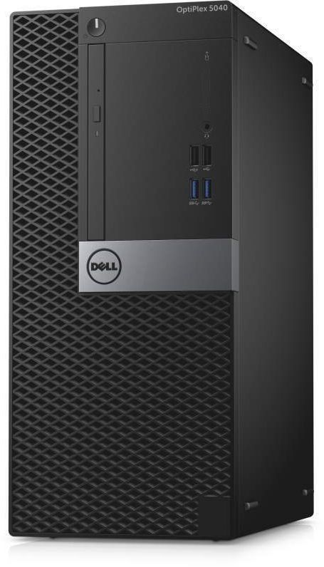 цены  Компьютер DELL Optiplex 5040, Intel Core i7 6700, DDR3L 8Гб, 500Гб, Intel HD Graphics 530, DVD-RW, Windows 7 Professional, черный и серебристый [5040-9976]