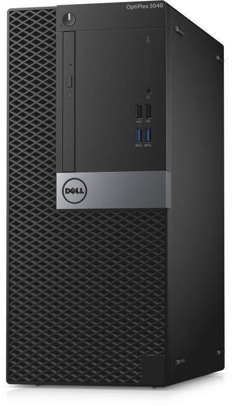 Компьютер  DELL Optiplex 5040,  Intel  Core i7  6700,  DDR3L 8Гб, 500Гб,  Intel HD Graphics 530,  DVD-RW,  Windows 7 Professional,  черный и серебристый [5040-9976]