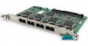 Плата расширения Panasonic KX-TDA0144XJ 8 station for TDA100/TDA200