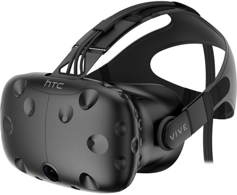HTC озвучила заоблачную цену наодин только шлем Vive Pro