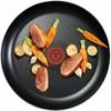 Сковорода TEFAL Supreme Gusto H1180474, 24см, без крышки,  черный [2100094926] вид 9