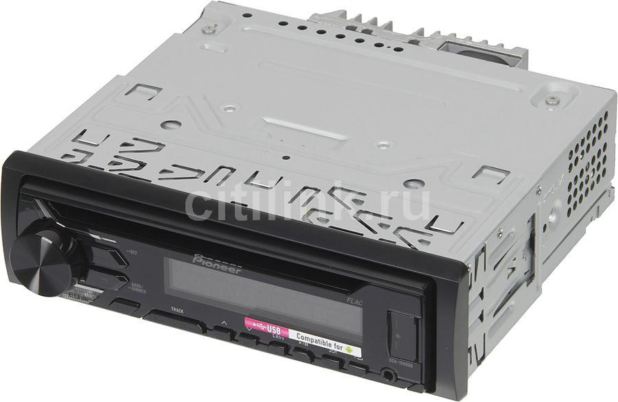 Автомагнитола PIONEER DEH-1900UBA,  USB