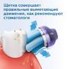 Электрическая зубная щетка PHILIPS Sonicare HX3212/03 белый