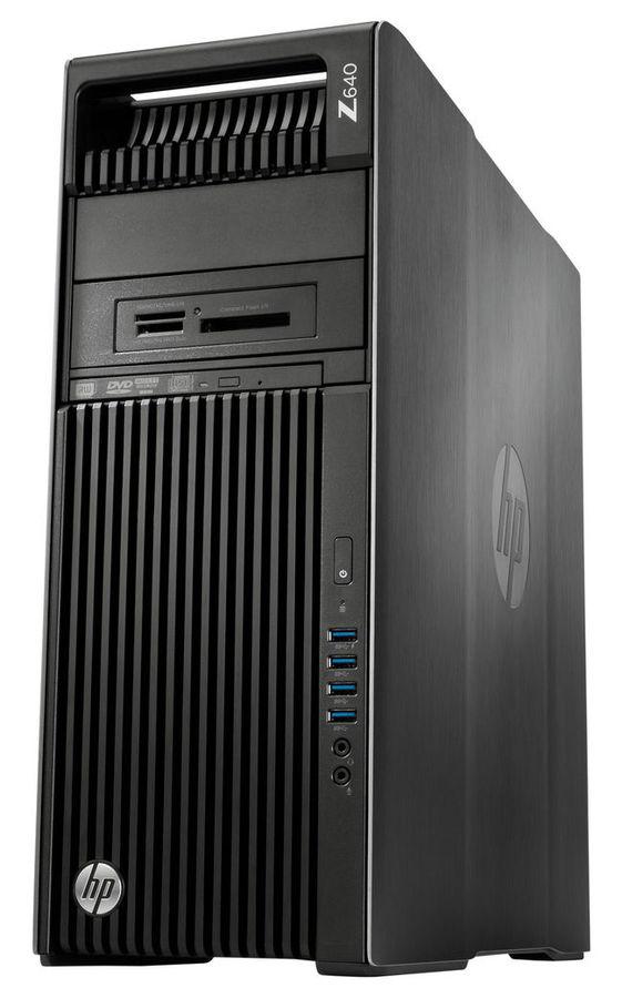 ПК HP Z640 MT Xeon E5-2630v4/16Gb/SSD256Gb/DVDRW/CR/W10Pro64/kb/m [y3y42ea]