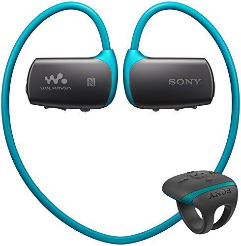 MP3 плеер SONY NWZ-WS613 flash 4Гб голубой [nwzws613l.ee]
