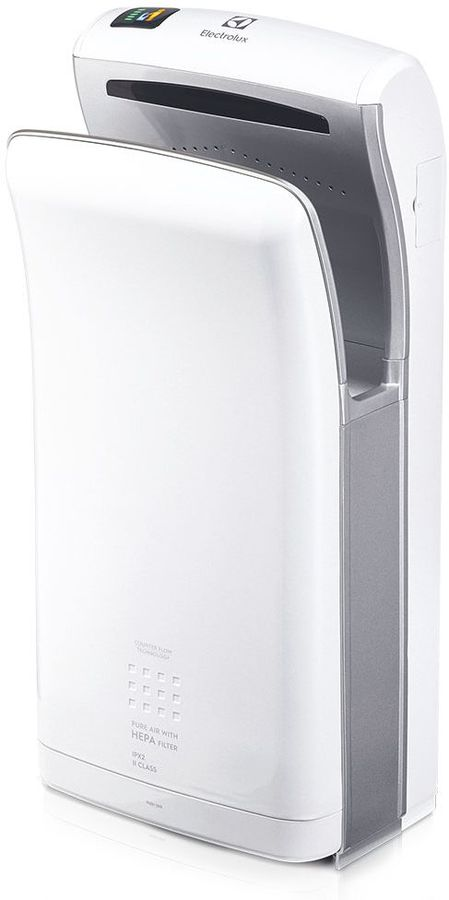 Сушилка для рук ELECTROLUX EHDA/HPF-1200W,  белый
